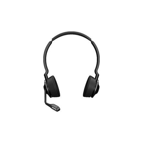 JABRA - Engage 75 Cuffie con Microfono Wireless Stereo Colore Nero - ePRICE 3e36435b586d