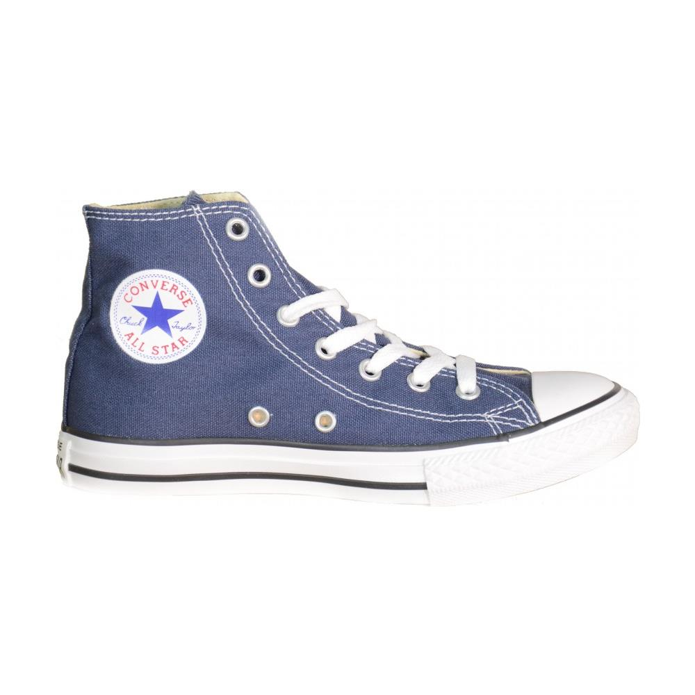 converse all star blu basse bambino