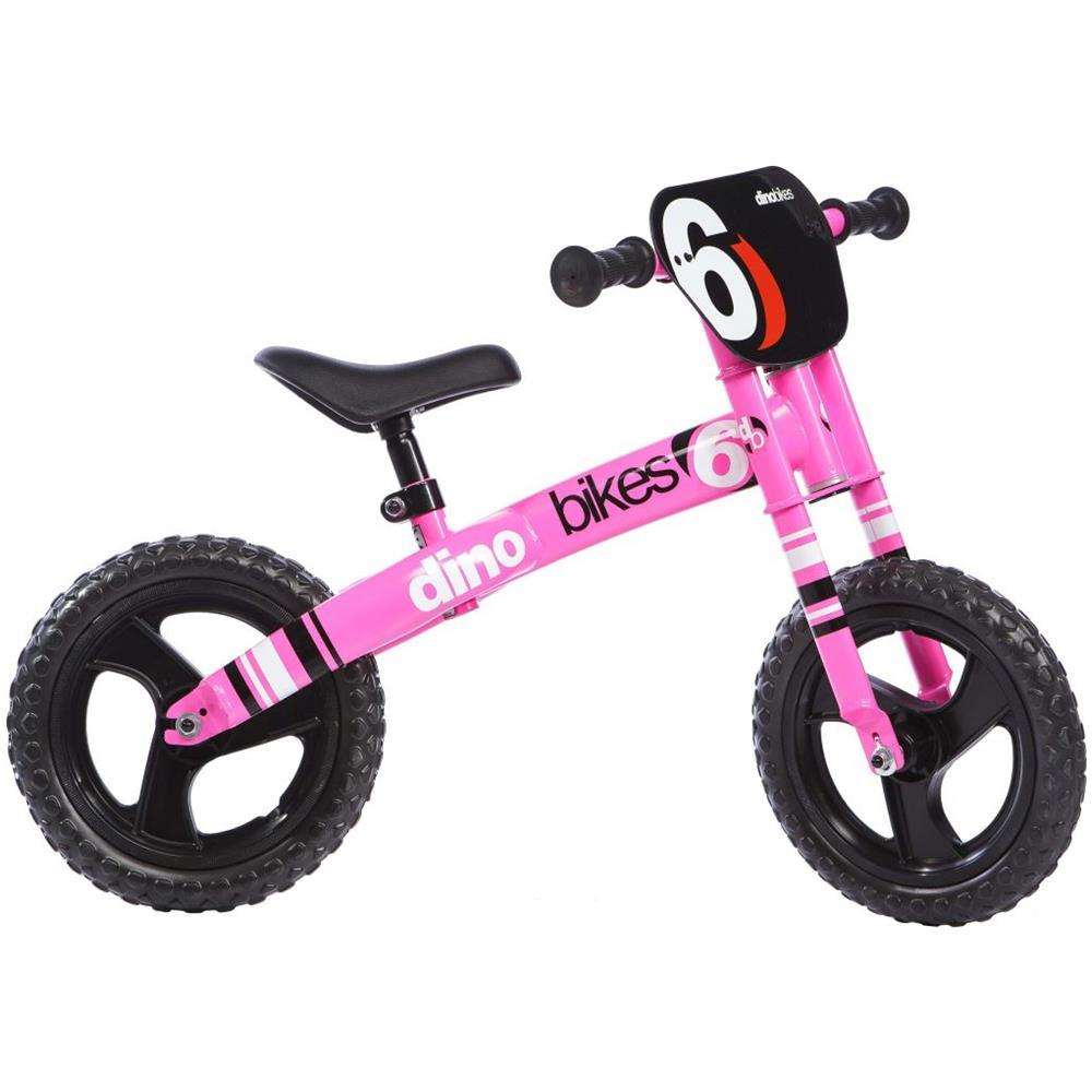 Dino Bikes Bicicletta Bambina Senza Pedali Dino Bikes Runner 12