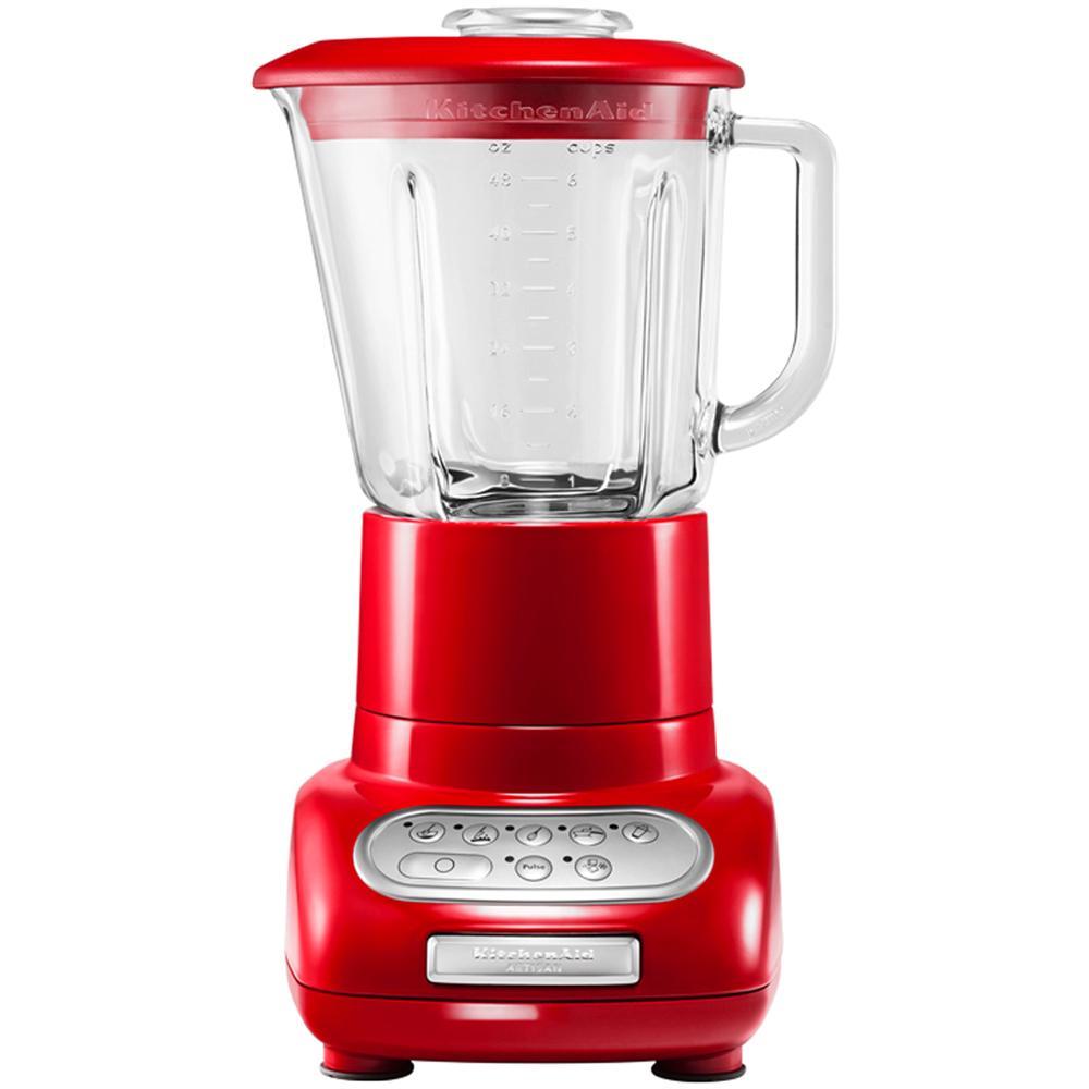 KITCHENAID Frullatore Artisan IKSB555R Capacità 1.5 Litri Potenza 550 Watt  Colore Rosso