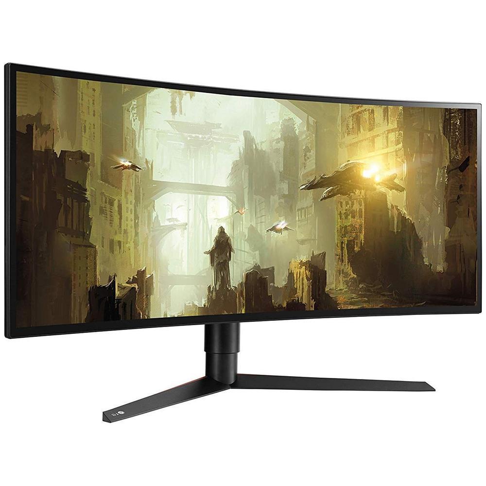 LG - Monitor Curvo Gaming 34