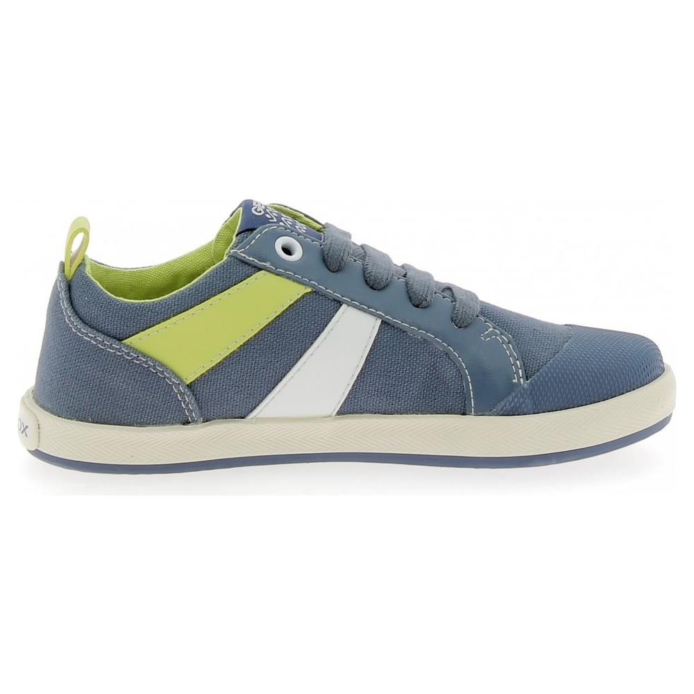 GEOX - J Kiwi B. Scarpe Sportive Bambino Blu Verde numero 31 - ePRICE 853b7dffa71