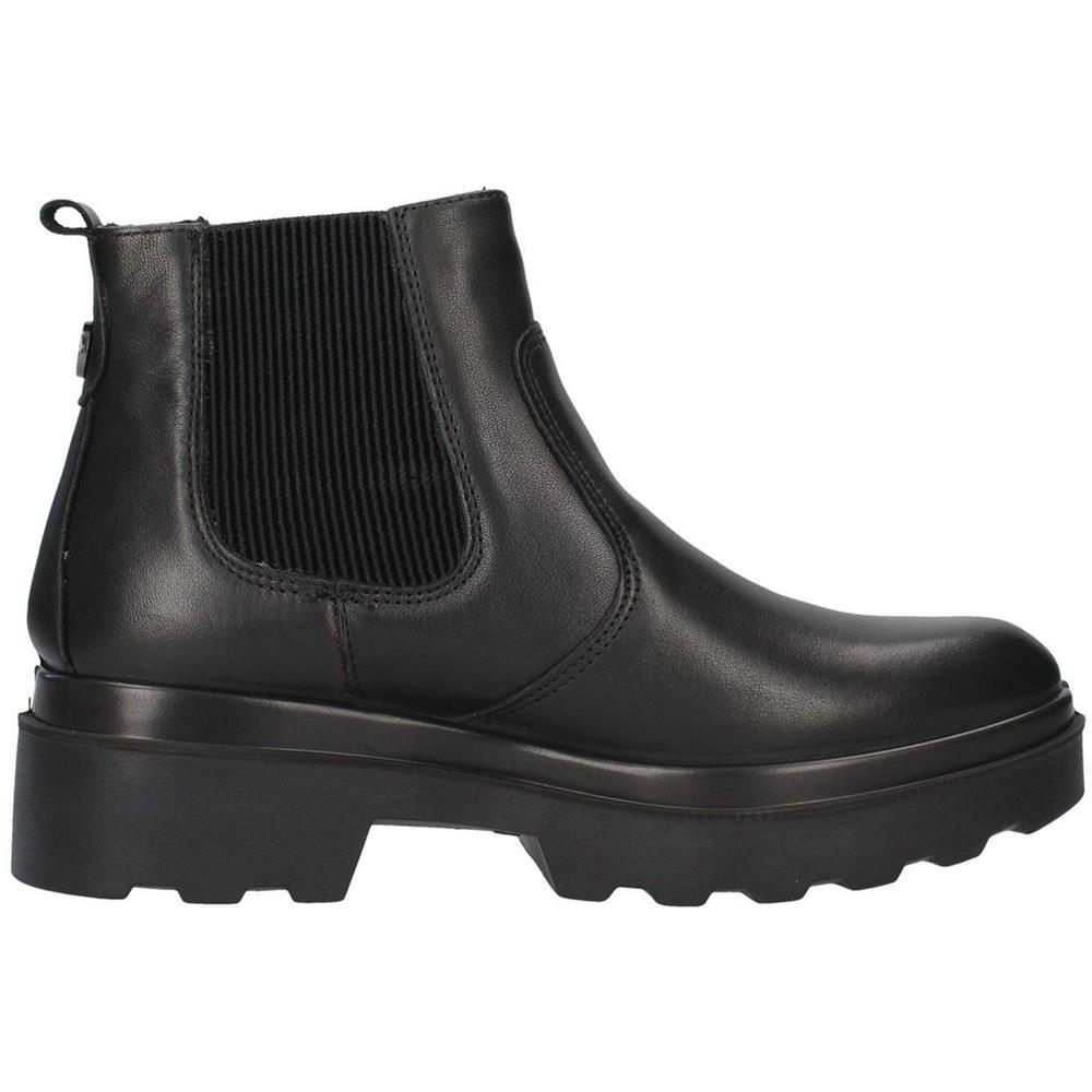 IGI&CO 4167400 stivali beatles biker scarpe in pelle donna
