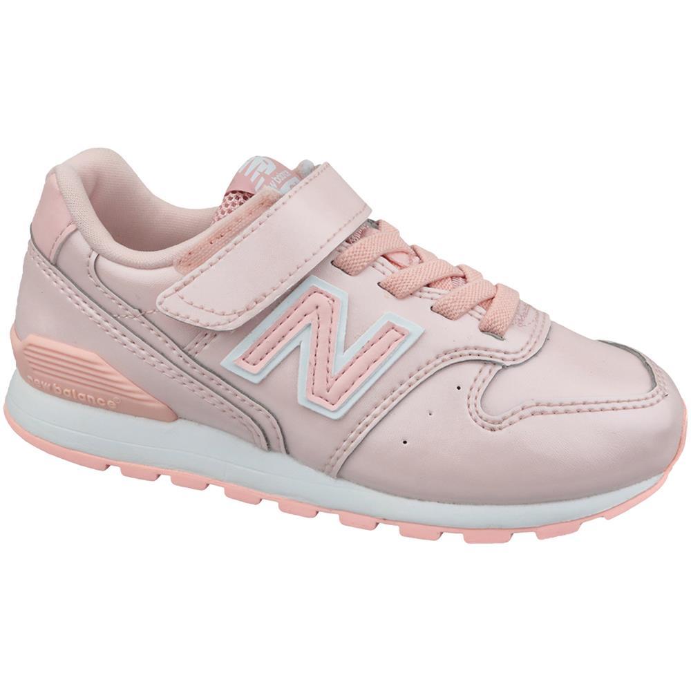 NEW BALANCE Yv996gb, Bambini, Rosa, Sneakers, Numero: 35 Eu