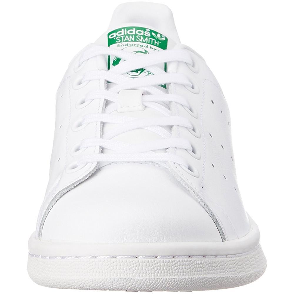 Adidas Scarpe Stan Smith J M20605 - 37 1/3 - Us 5 - Cm 23,5