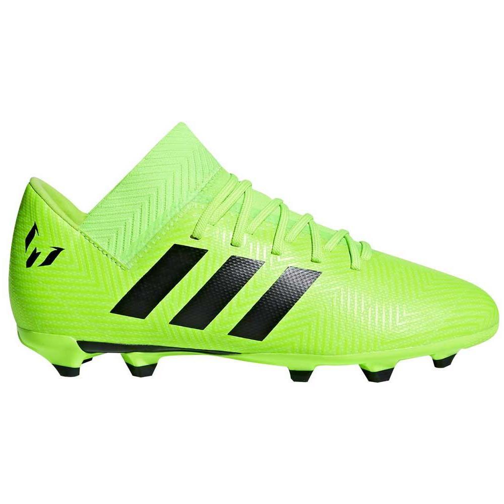 new concept a2a4b cdd59 adidas Nemeziz Messi 18.3 Fg J Scarpe Da Calcio Uk Junior 5,5