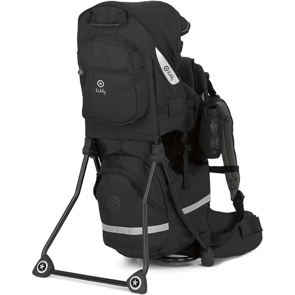 08f653cc5c KIDDY - Marsupio Porta Bambino Adventure Pack Nero 47200rt123 - ePRICE