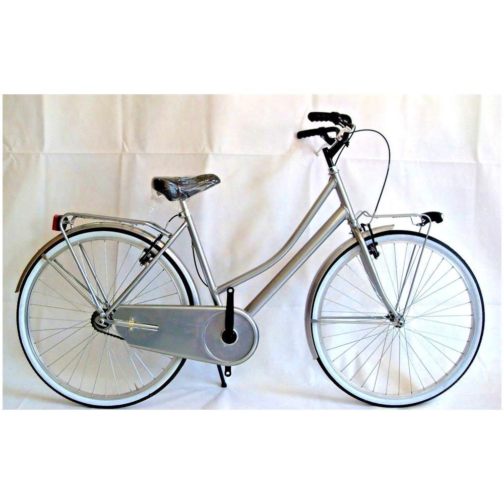 Flli Schiano Bicicletta Olanda Lux 26 Grigio Eprice