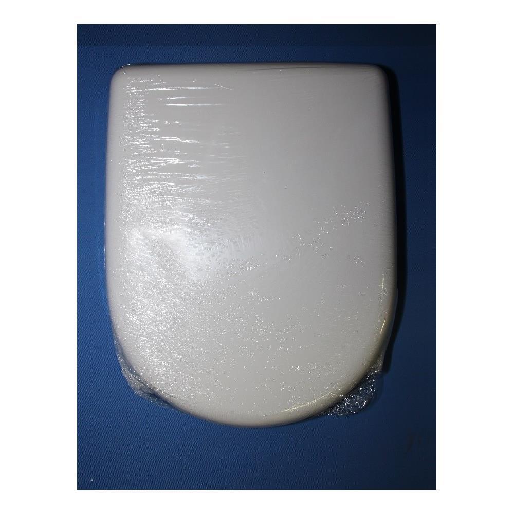 Sedile Wc Dolomite Clodia.Acb Colbam Copriwater Dolomite Clodia Bianco Cerniera Cromo Sedile