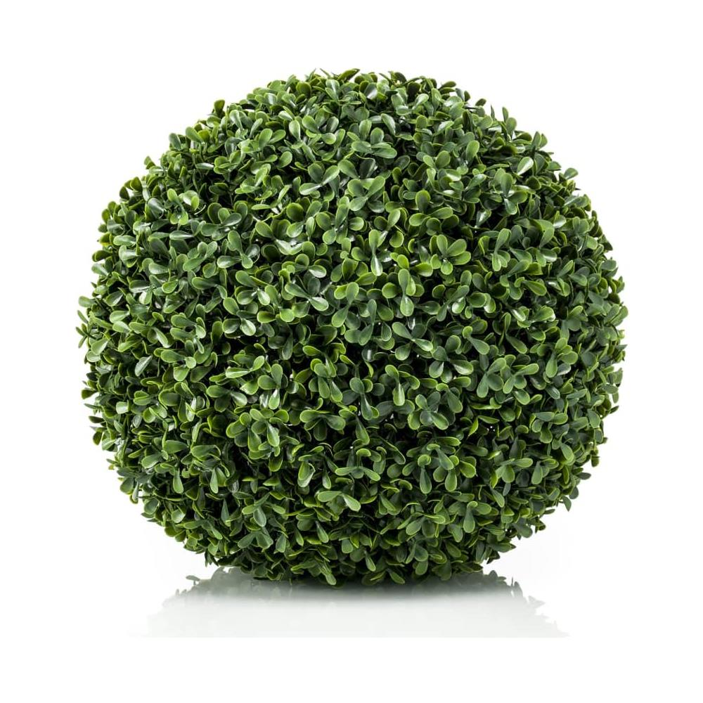 Come Potare A Palla emerald sfera di bosso artificiale uv verde 48 cm
