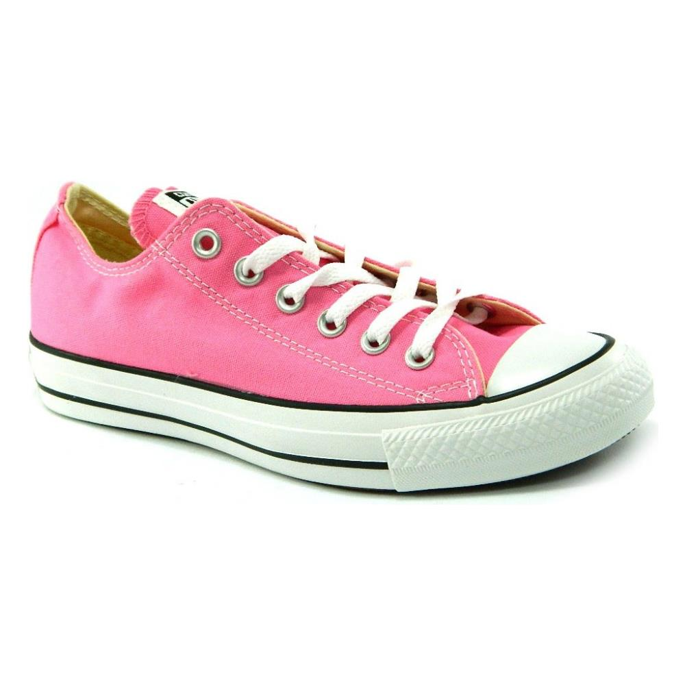 converse pink donna