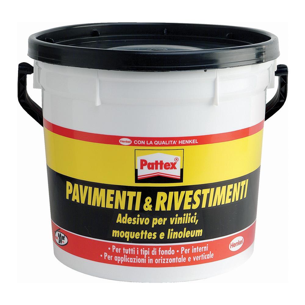 Colla Per Pavimenti Pvc pattex adesivo pavimenti rivestimenti 5kg