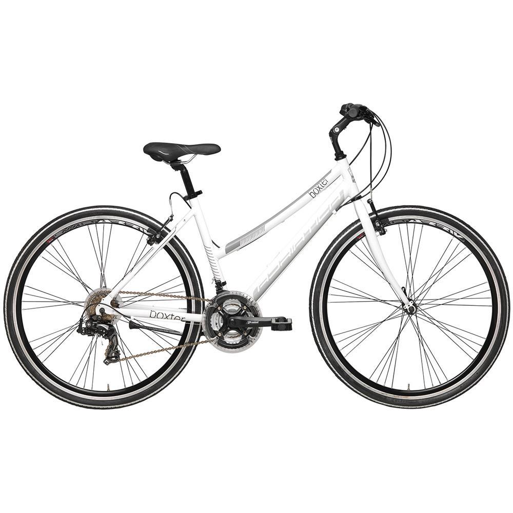 Cicli Adriatica Bicicletta Ibrida Boxter Fy Da Donna Di Cicli Adriatica Telaio In Alluminio E Ruote Da 28