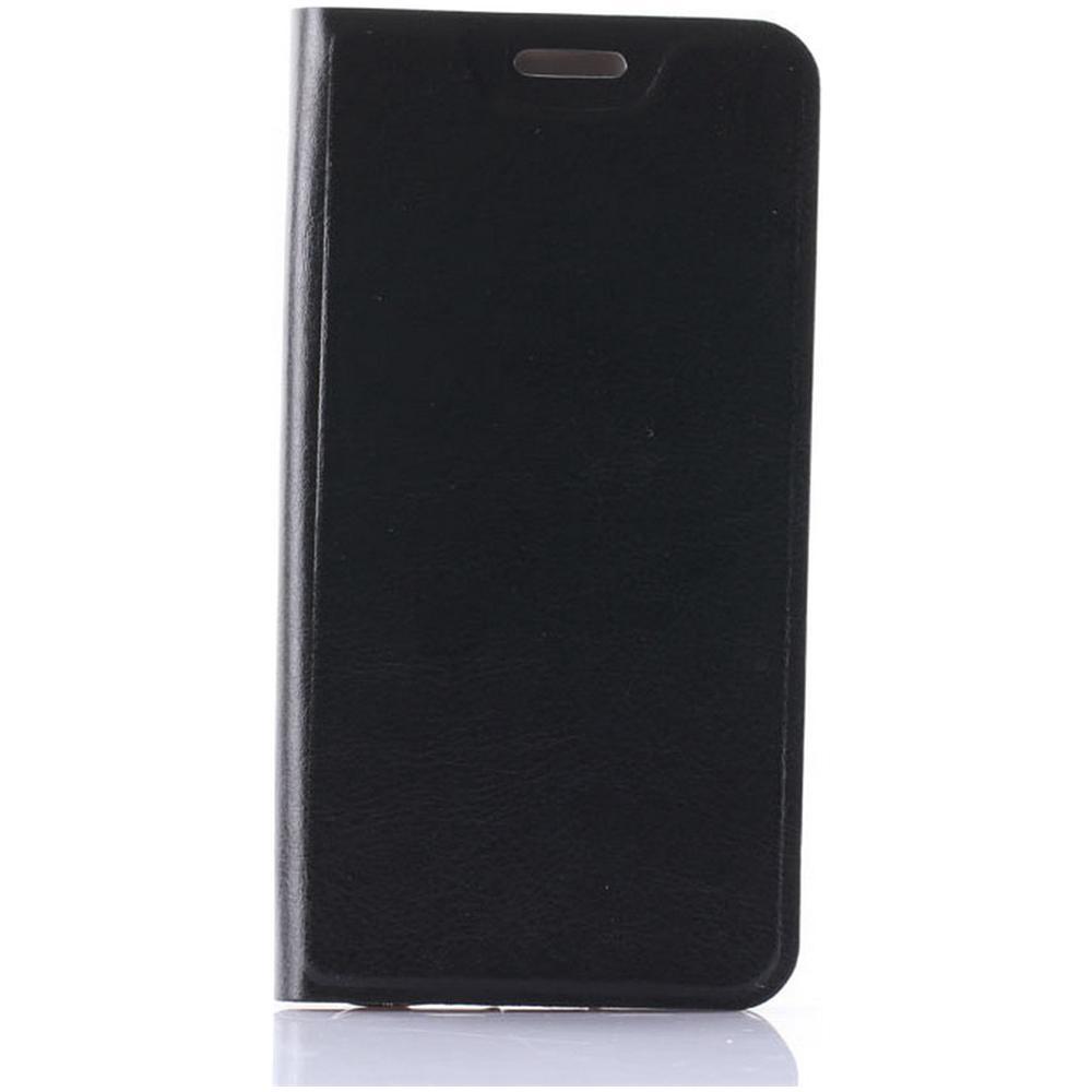 COVER per Xiaomi Mi 10 / Pro CUSTODIA PORTAFOGLIO PELLE Nero Leather Card Slot