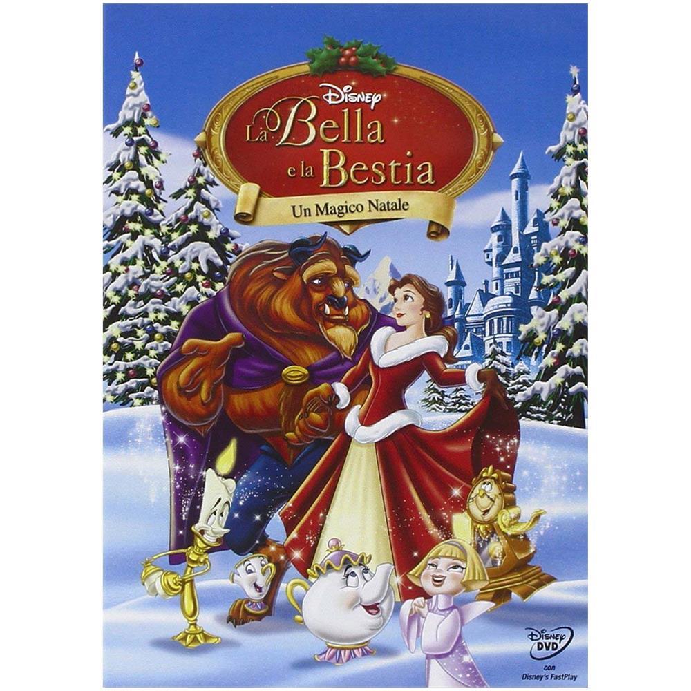 Immagini Natalizie Walt Disney.Walt Disney Bella E La Bestia La Un Magico Natale