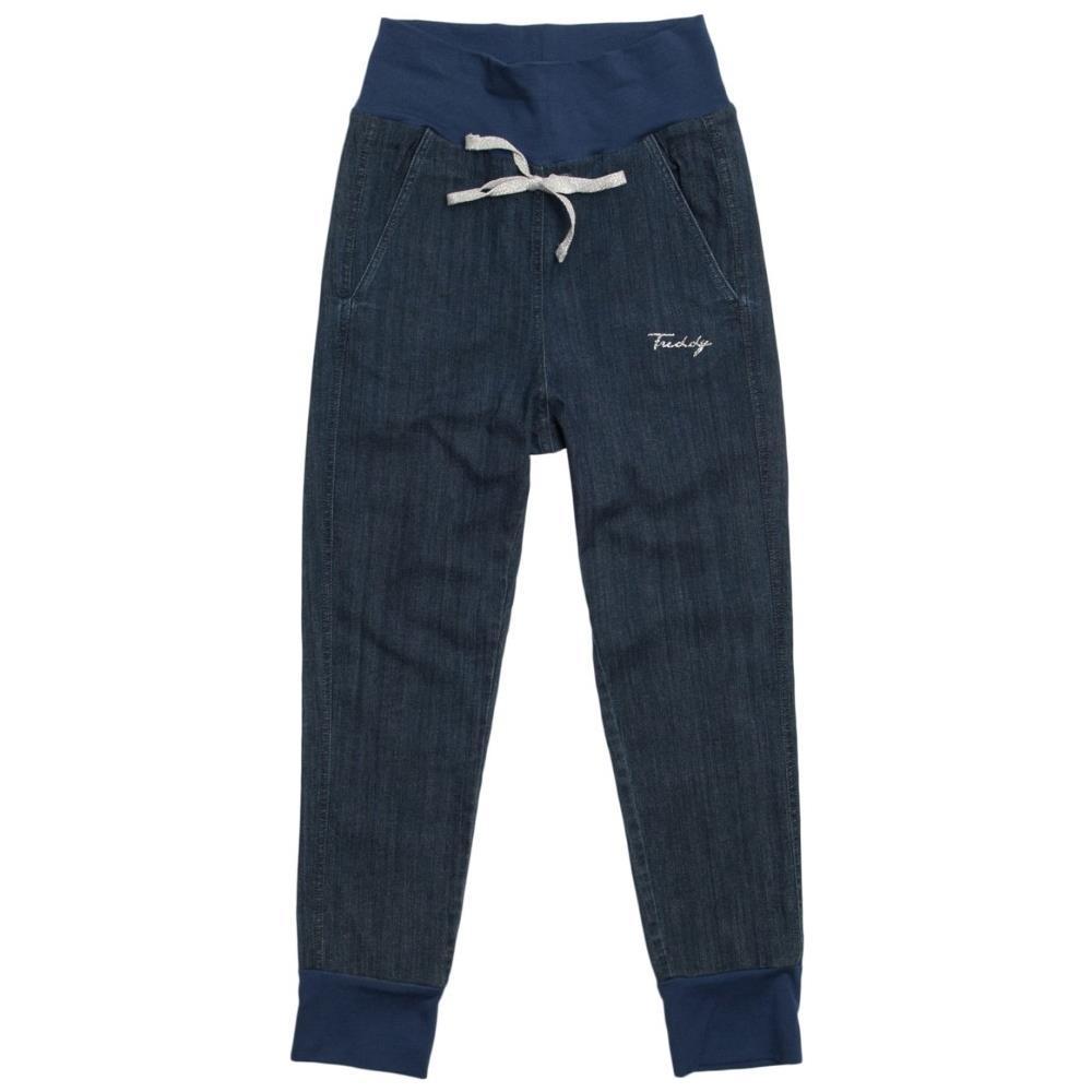data di rilascio 4ee84 7d502 Freddy Pantaloni Cinque Tasche 10a Blu