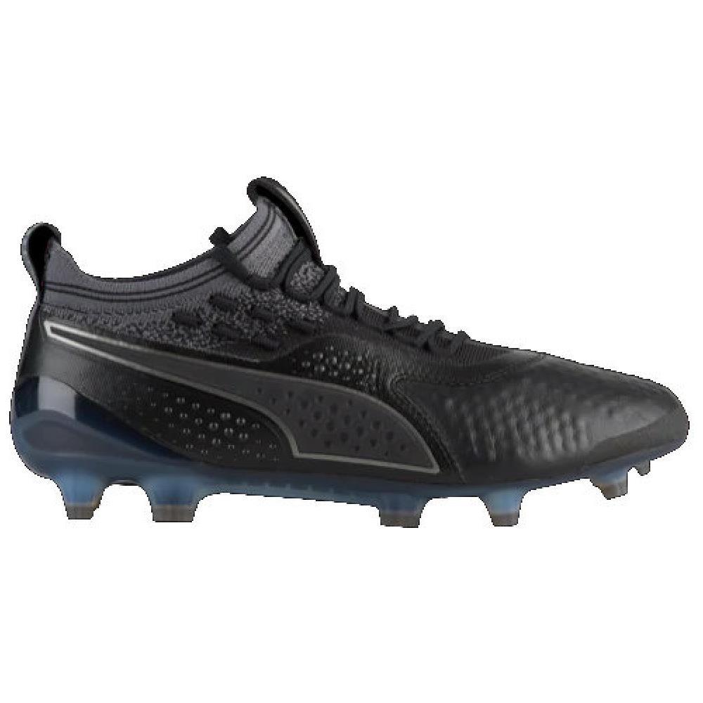scarpe calcio puma nere