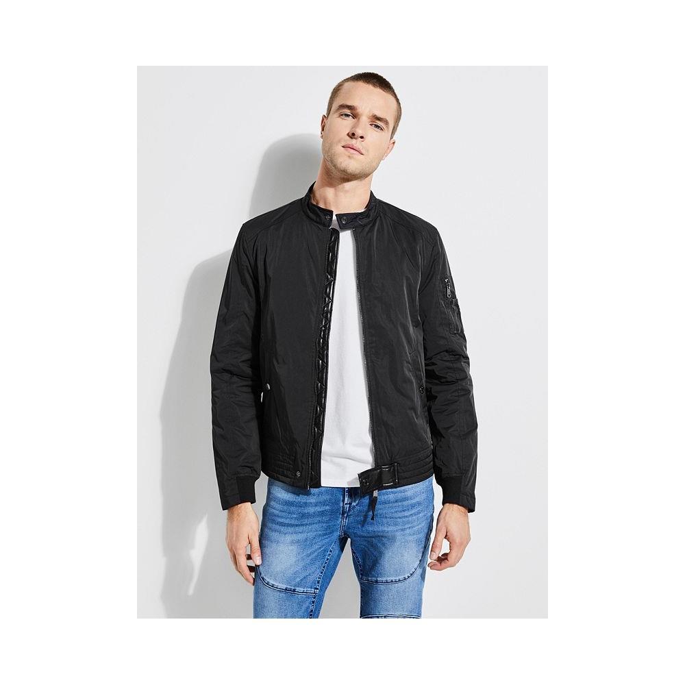 GUESS Giubbino Giubbotto Uomo Guess M81l28w9j30 A996 Jacket Originale Pe New Taglia S Colore Nero