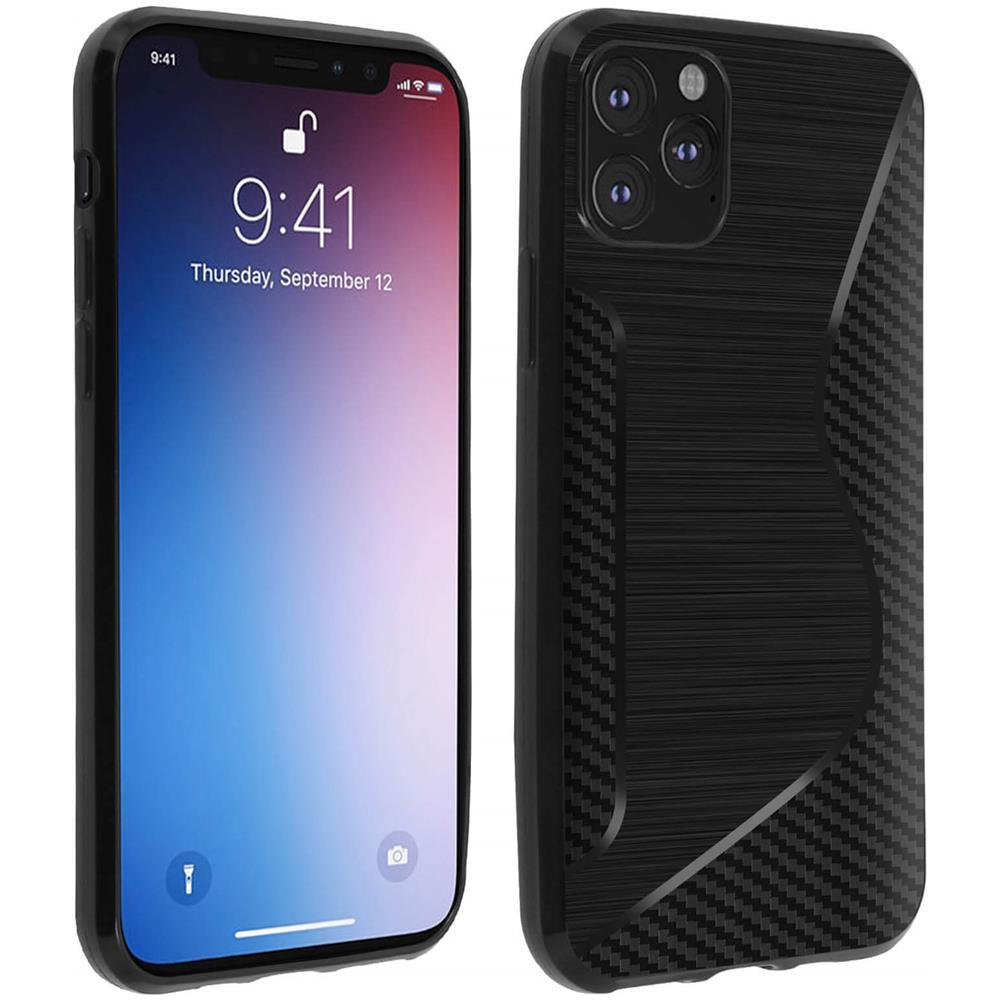 custodia iphone 5 in carbonio