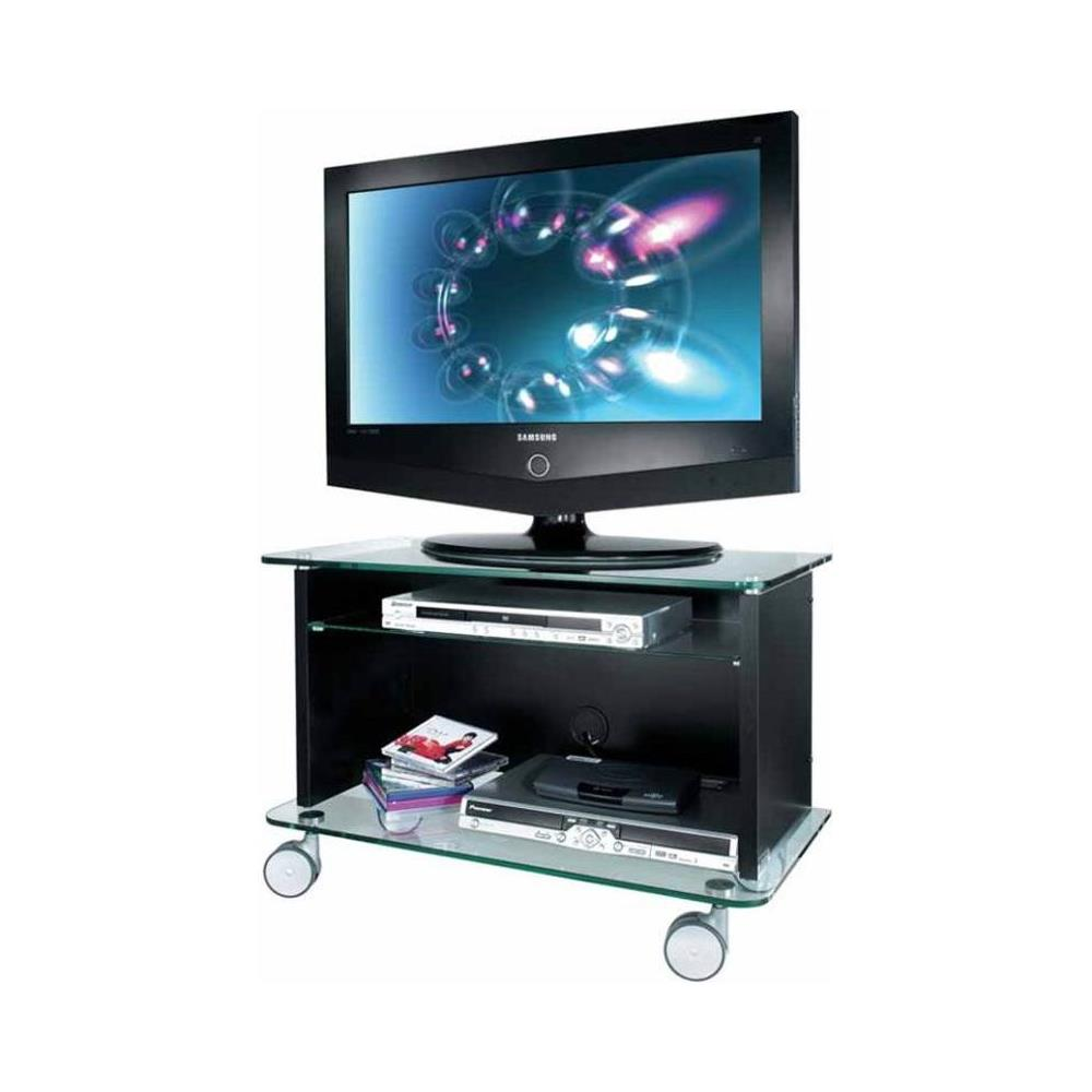 GUARNIERI - Carrello Porta Tv E Hifi Nero Alto 55 Cm - ePRICE