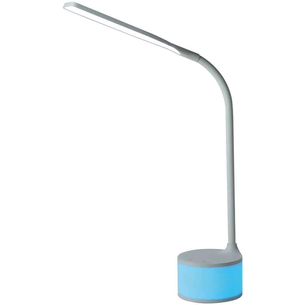 Lampade Da Ufficio A Led.Mediacom Lampada Da Tavolo Led Con Carica Usb Colore Bianco Eprice