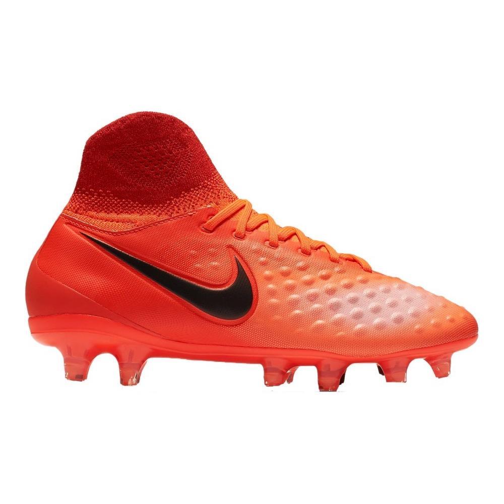 size 40 6babb 6438c Nike - Scarpe Calcio Bambino Magista Obra Ii Fg Giallo Arancio 37,5 - ePRICE