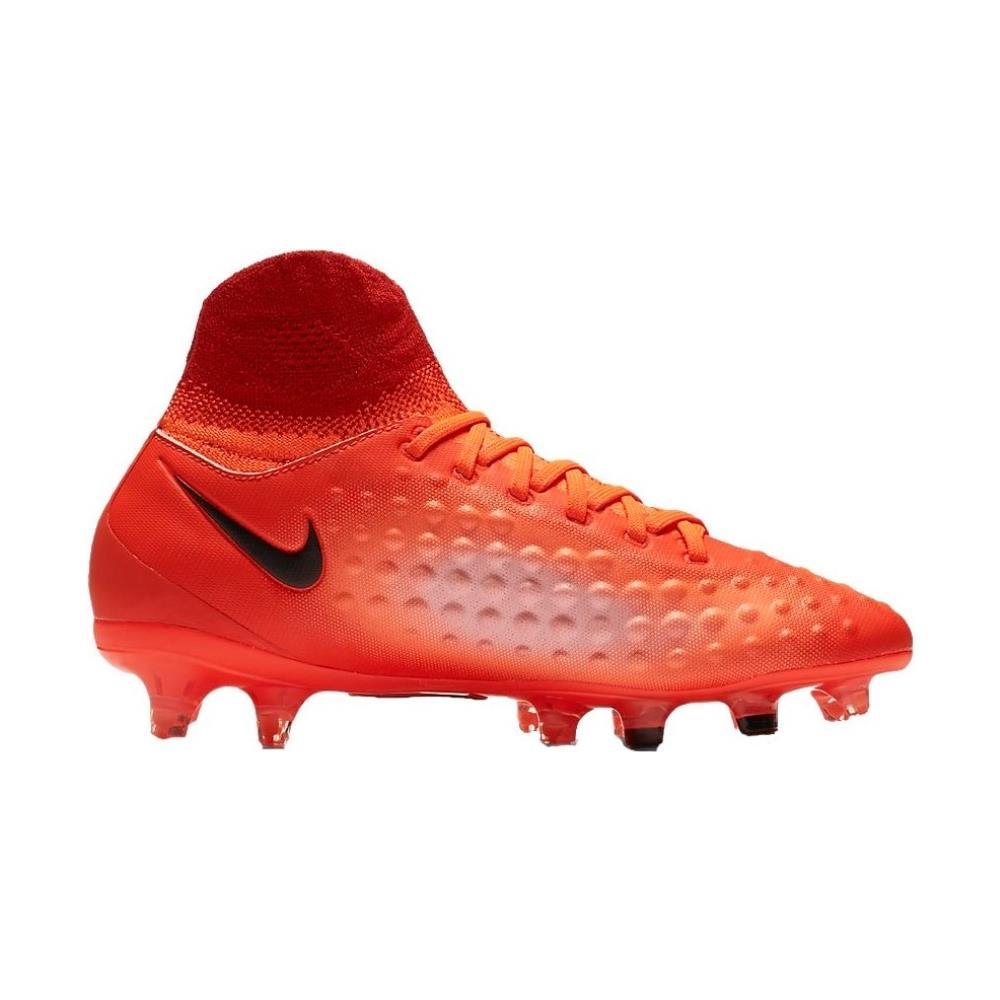 9078cc341 Nike - Scarpe Calcio Bambino Magista Obra Ii Fg Giallo Arancio 37,5 ...
