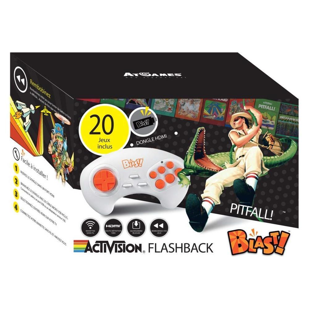 Activision Flashback Blast! 20 Giochi