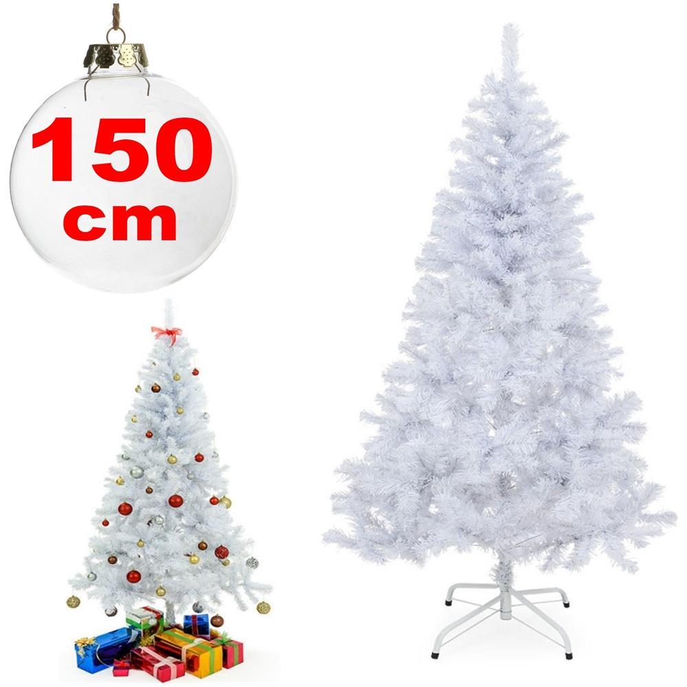 Decorazioni Natalizie Per Ufficio.Trade Shop Traesio Albero Di Natale Sintetico 150cm