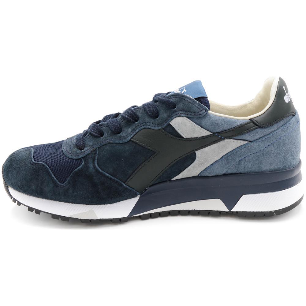 Diadora Heritage Sneakers Diadora Heritage Blu Uomo Trident 90 s c7140 blu  Taglia 8 4fef6a9d765
