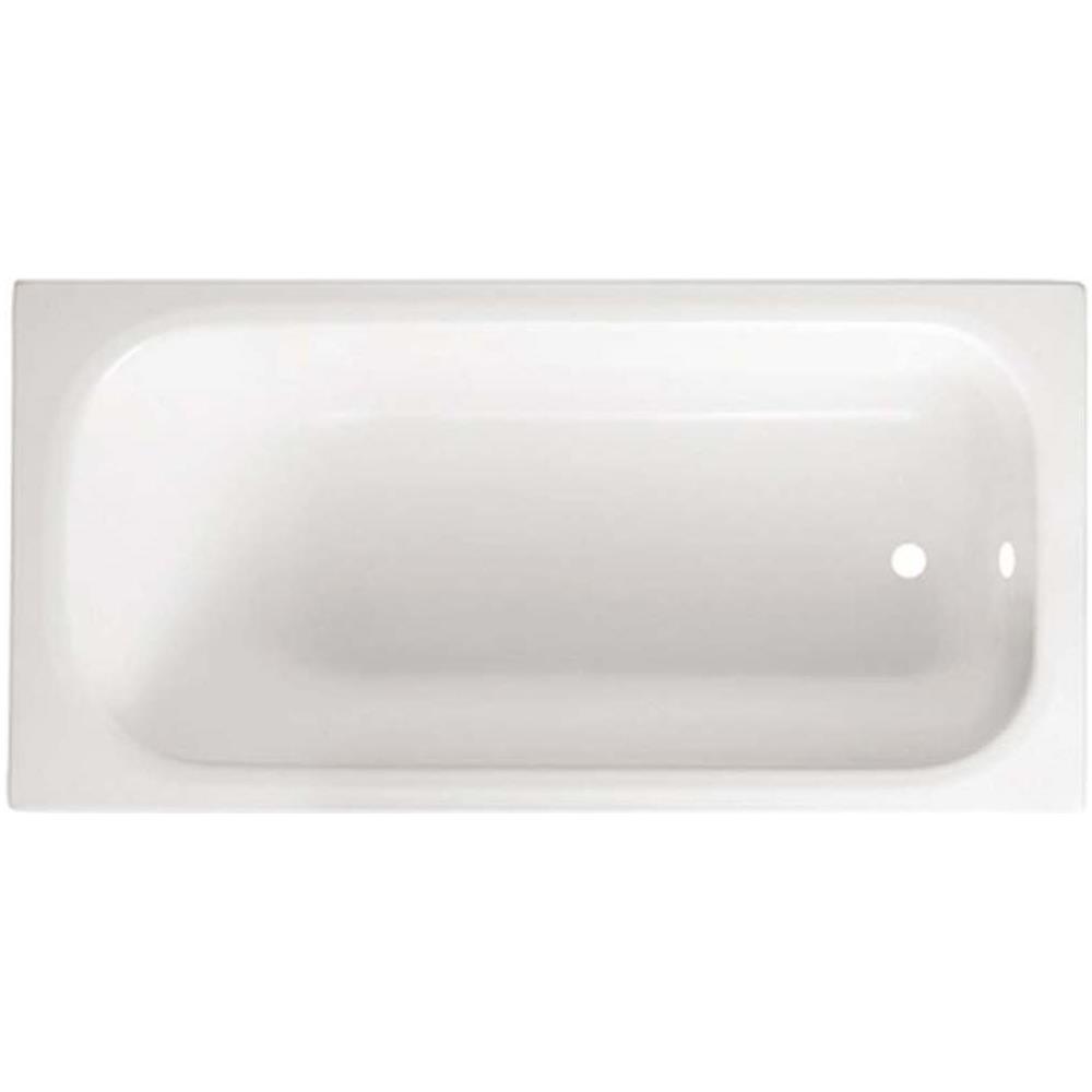Glass Guscio Vasca Bagno Rettangolare Bianca Modello Smeraldo 105 X 70 Senza Pannello Eprice
