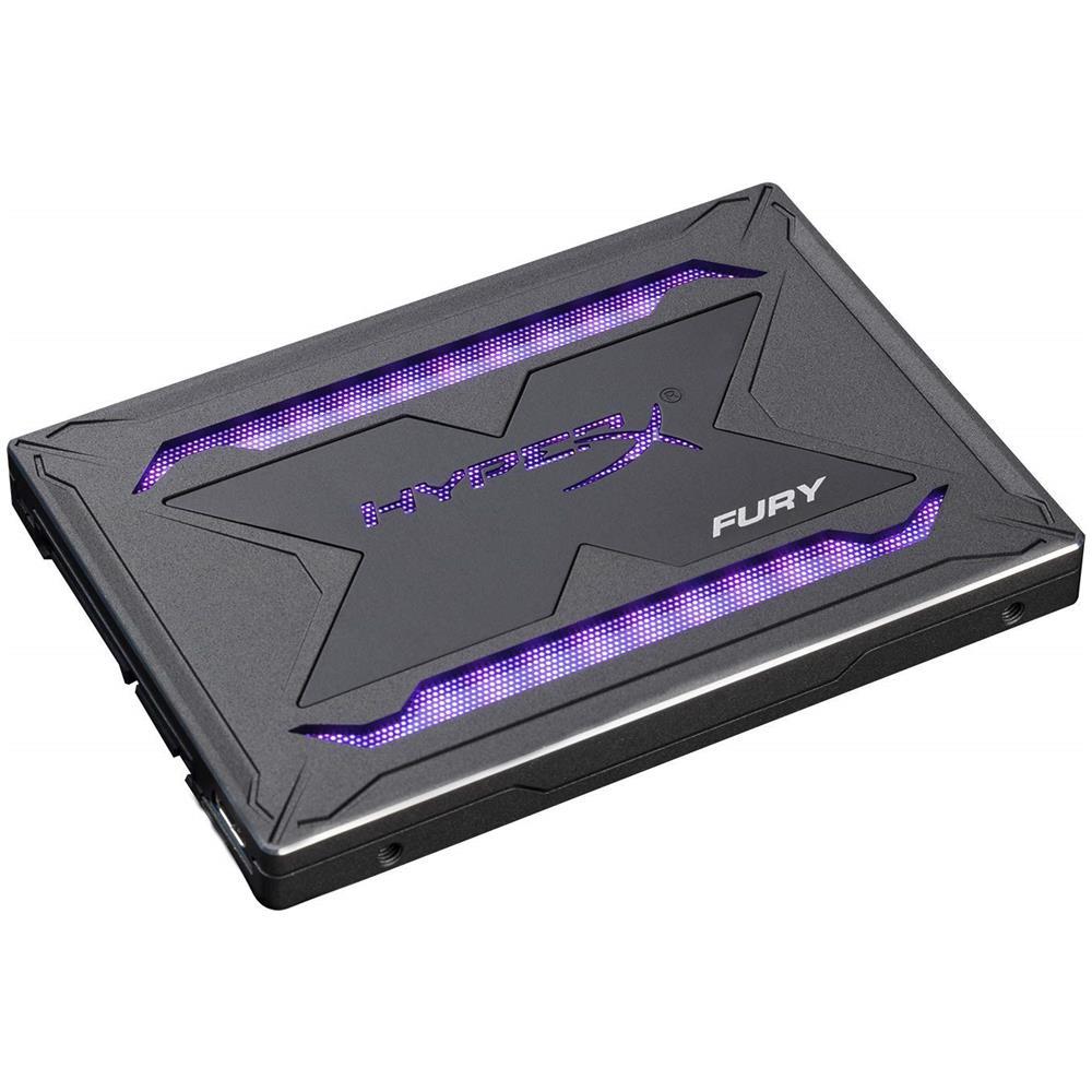 SSD 240 GB Serie Fury RGB 2.5