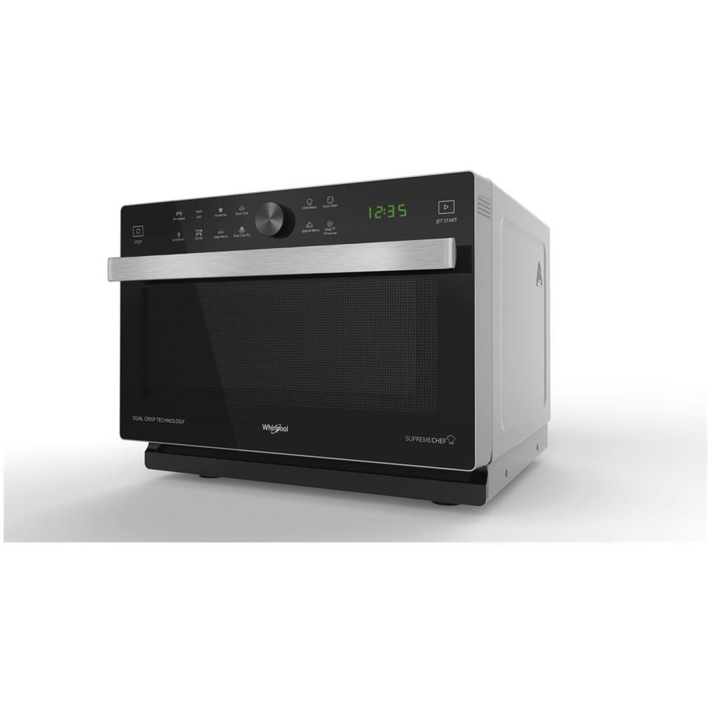 WHIRLPOOL - MWP 338 SB Forno Microonde con Grill Supremechef ...