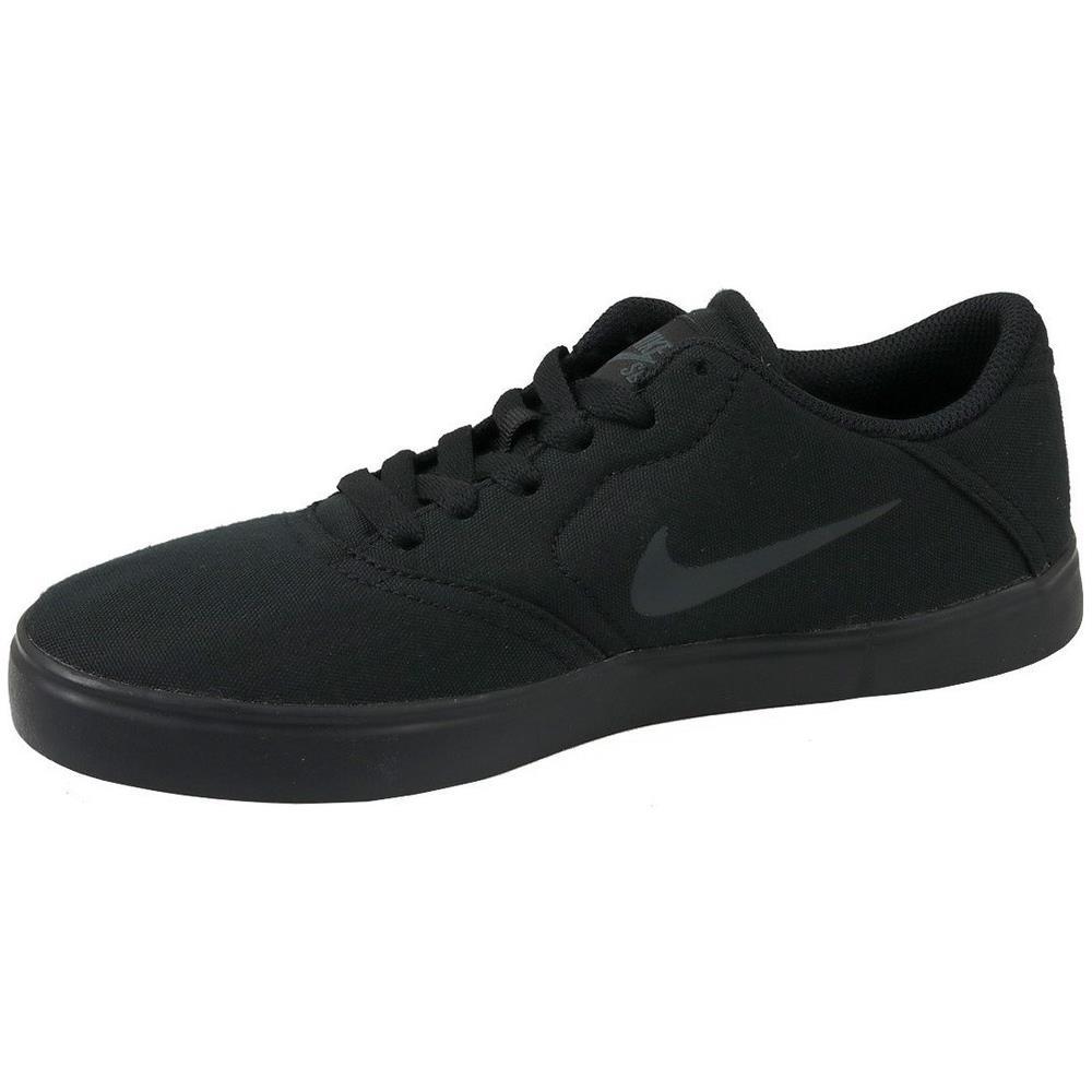 quality design 8c6d2 3ea0b Nike - Sb Check Cnvs Gs 905373001 Colore: Nero Taglia: 36.5 - ePRICE