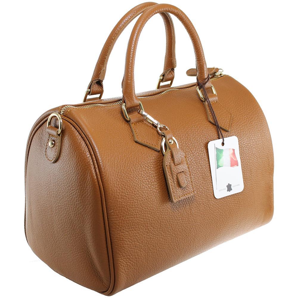 2415ce785f Chicca Borse - Borsa Bauletto A Mano Da Donna In Vera Pelle Made In Italy -  ePRICE