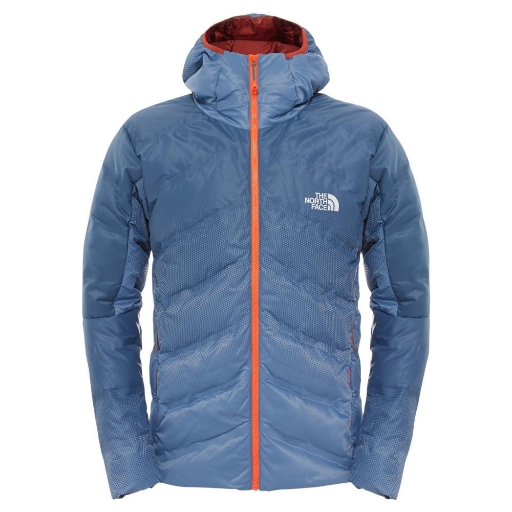 Fuseform North Hooded L Eprice Giacca Arancio Uomo Verde Face Down tqqfavw