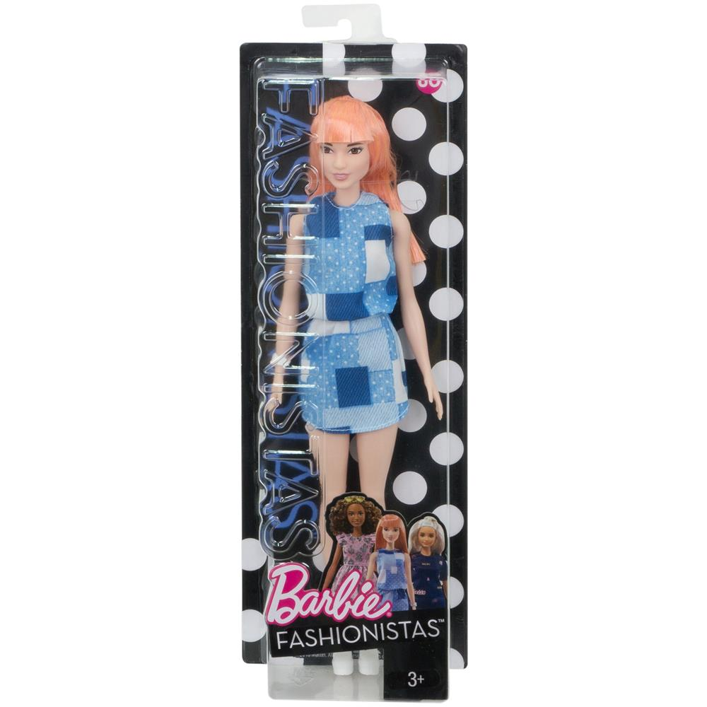 MATTEL - Barbie bambola fashionista capelli blu - ePRICE