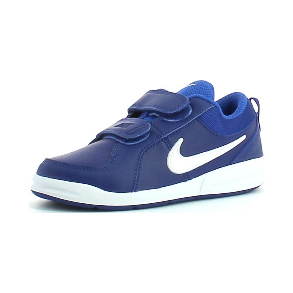 reputable site b4d7e e6a93 Nike Pico 4 Scarpe Sportive Bambino Strappo Blu 33. Zoom