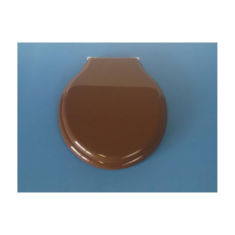 Sanitari Paestum Ceramica Globo.Acb Colbam Copriwater Globo Paestum Noce Cerniera Cromo Sedile Asse