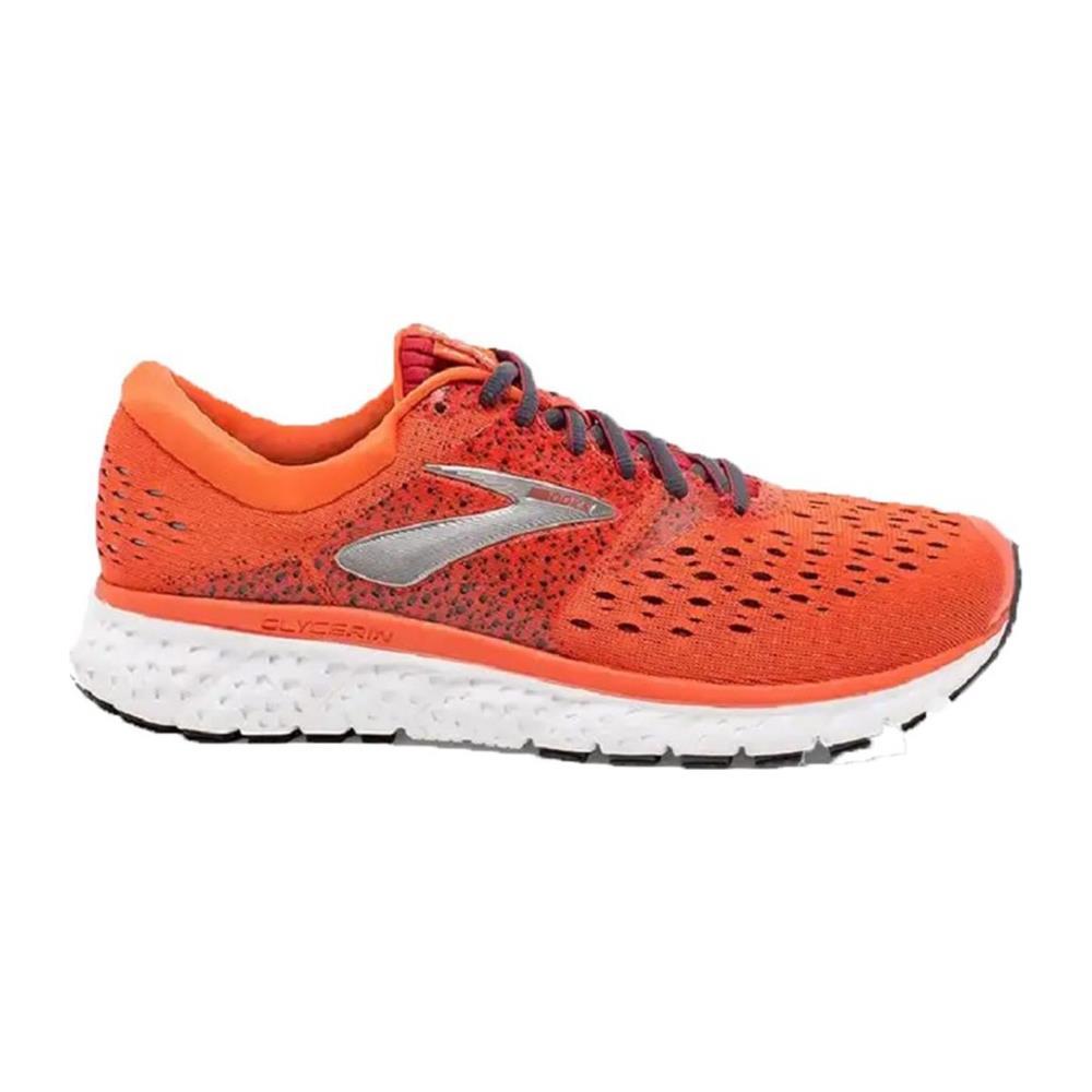 BROOKS Scarpe Running Uomo Glycerin 16 Taglia 42 Colore: Arancio