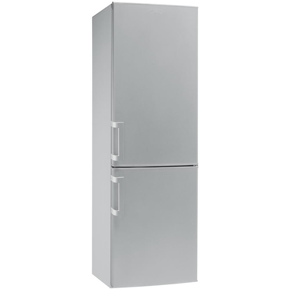 Frigorifero Americano Poco Profondo smeg frigorifero combinato cf33sp lifeplus classe a+ capacità lorda / netta  340/292 litri colore argento