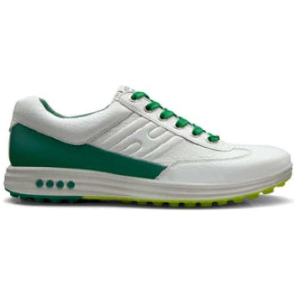 scegli l'autorizzazione fabbrica enorme sconto Ecco Scarpe Da Golf Street Evo 40 Bianco Verde