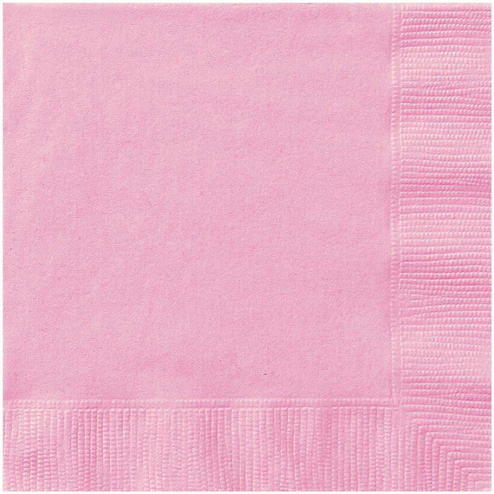 Piegare Tovaglioli Di Carta jadeo sasu 20 tovaglioli di carta rosa chiaro di 33 x 33 cm taglia unica