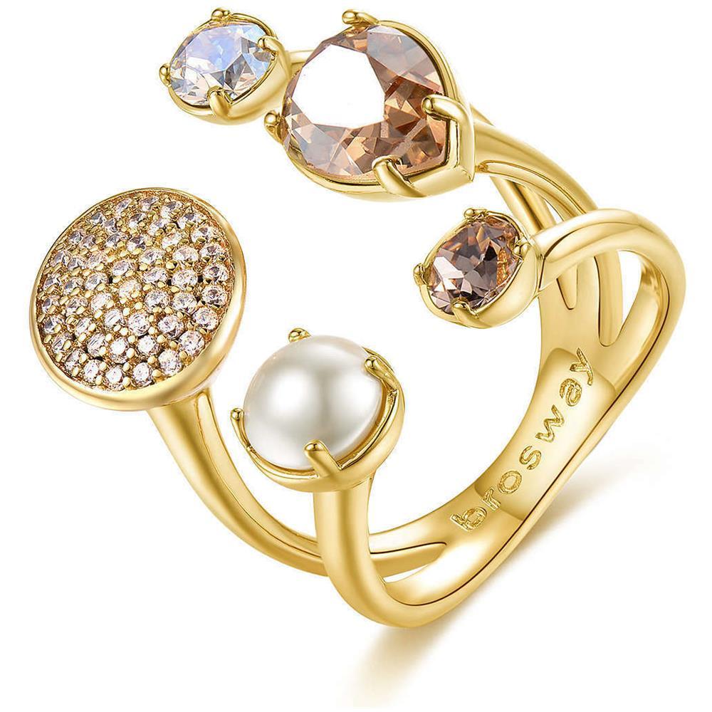 design di qualità eb651 0c1f1 BROSWAY Anello Donna Affinity Brosway Jewels Bff65a Mis. 10-12-14
