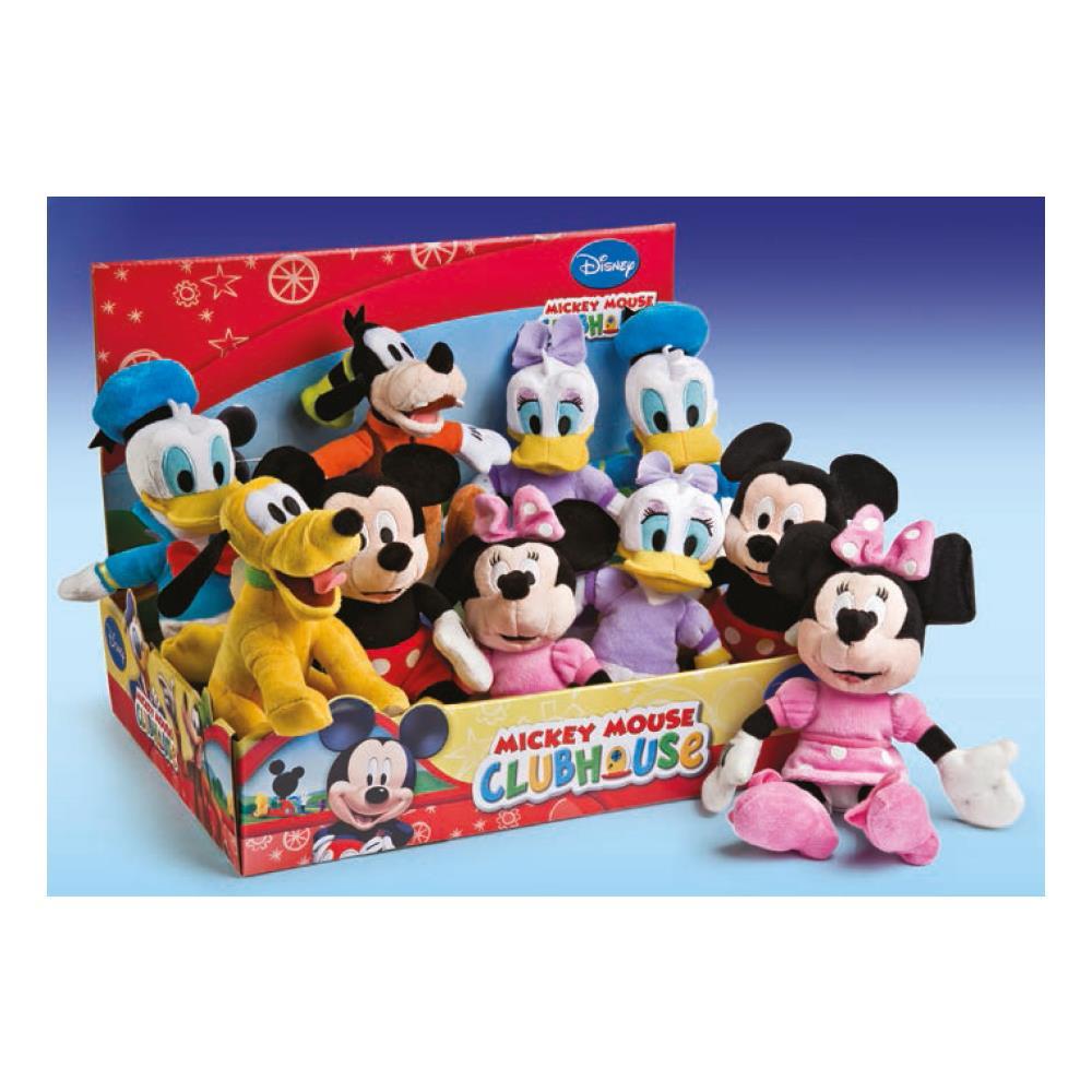 Grandi giochi casa di topolino la peluche 20 cm for Grandi bambini giocano a casa