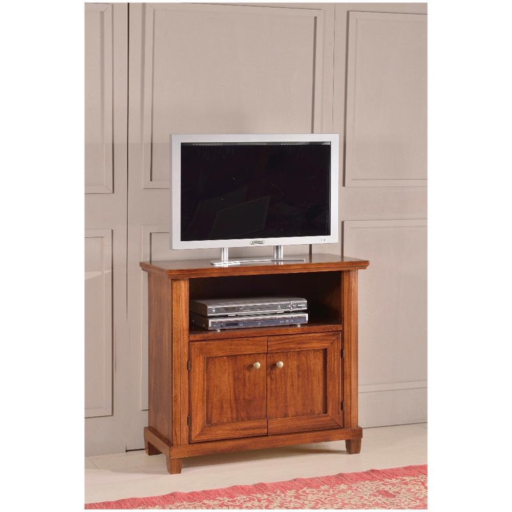 ESTENSE - Porta Tv In Legno Colore Noce Scuro - ePRICE