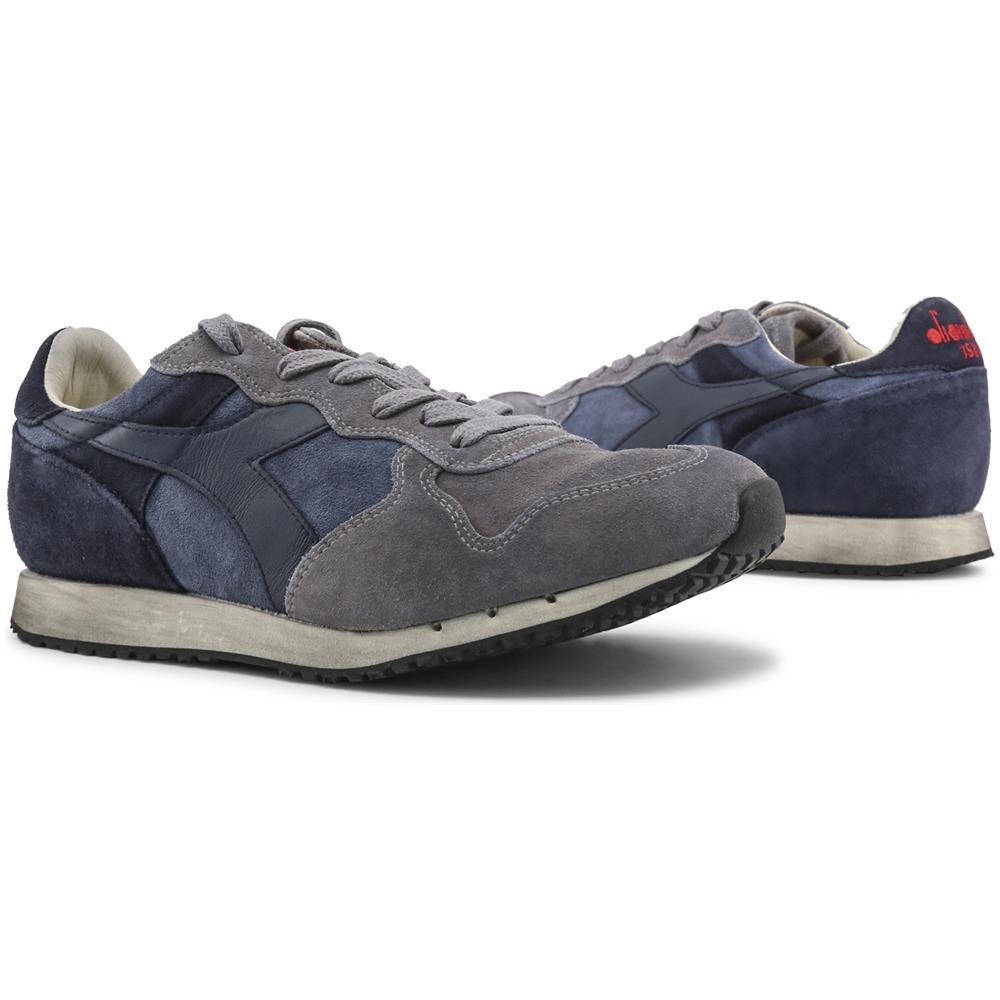 f7cdb3a61521b Diadora Heritage - Sneakers Diadora Heritage Blu Uomo Trident s sw ...