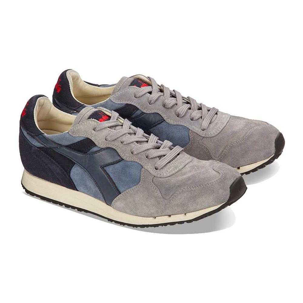 a4e1856ec18d4 Diadora Heritage Sneakers Diadora Heritage Blu Uomo Trident s sw c6360 blu  Taglia 9