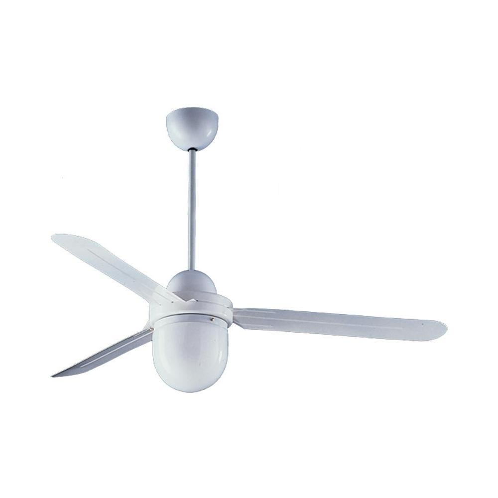 Vortice Lampadari A Pale.Vortice Ventilatore Da Soffitto Con 3 Pale Luce Eprice