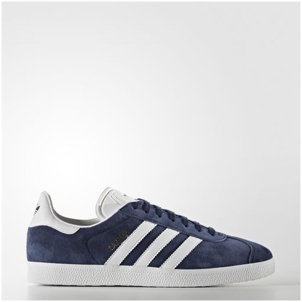 new style ada25 9cc06 adidas - Scarpe Gazelle 44 Blu Bianco - ePRICE